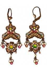 Michal Negrin Victorian Earrings