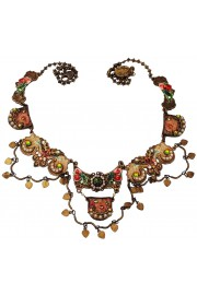Michal Negrin Victorian Elements Necklace