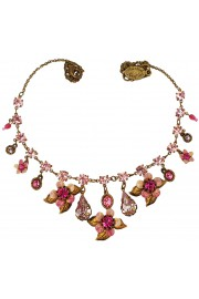 Michal Negrin Pink Tokyo Necklace