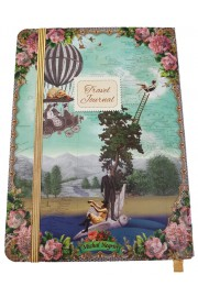 Michal Negrin Travel Journal Hardcover