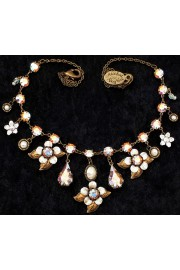 Michal Negrin White Tokyo Necklace