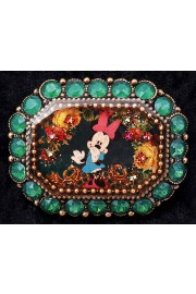 Michal Negrin X Disney Minnie Mouse Brooch
