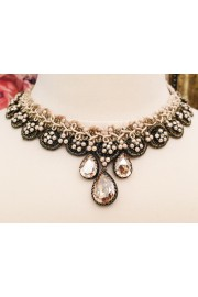 Michal Negrin Allure Choker Necklace