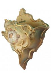 Michal Negrin Porcelain Wall Vase