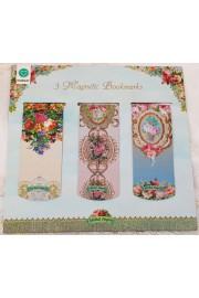 Michal Negrin Roses Bookmarks Set