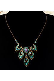 Michal Negrin Turquoise Oasis Necklace