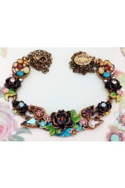 Michal Negrin New York Roses Necklace