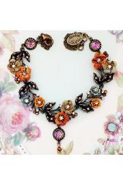 Michal Negrin Autumn Bloom Necklace