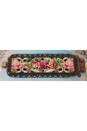 Michal Negrin Fabric Cuff Bracelet