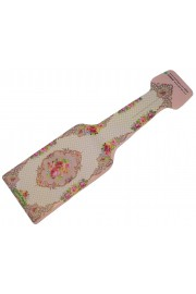 Michal Negrin Pink Luggage tag