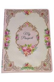 Michal Negrin Pink Passport Case