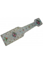 Michal Negrin Roses Luggage tag