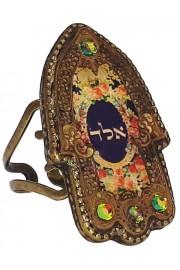 Michal Negrin Hamsa Kabbalah Ring