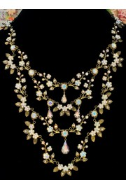 Michal Negrin Moulin Rouge Necklace