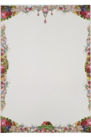 Michal Negrin pack of A4 Printer Sheets / Writing Paper