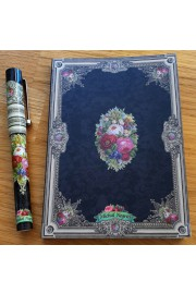 Michal Negrin Notebook & Pen