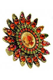 Michal Negrin Cameo Sun Ring