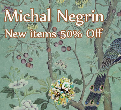 Michal Negrin new items 50% off
