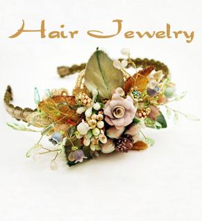 Michal Negrin Hair Jewelery